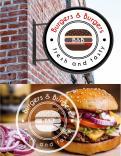 Logo # 1091128 voor Nieuw logo gezocht voor hamburger restaurant wedstrijd