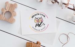 Logo  # 1096046 für junge Makeup Artistin benotigt kreatives Logo fur self branding Wettbewerb