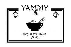 Logo # 1084617 voor ontwerp een horeca logo voor een nieuw te openen asian korean bbq restaurant wedstrijd