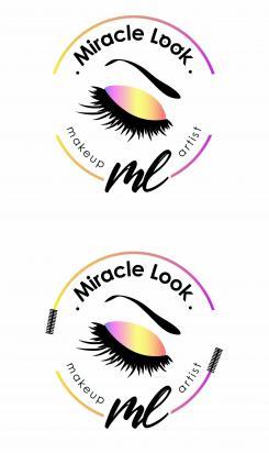 Logo  # 1096064 für junge Makeup Artistin benotigt kreatives Logo fur self branding Wettbewerb