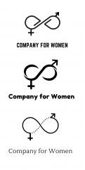 Logo design # 1144165 for Design of a logo to promotes women in businesses contest