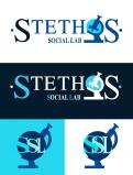 Logo design # 925616 for logo of the new company: Stethos Social Lab ( new subsidiary of Stethos Group) contest