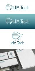 Logo design # 1072471 for artificial intelligence company logo contest