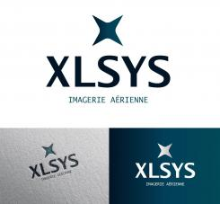 Logo design # 1206553 for Logo modification for an aerial drone imagery company  photos videos  contest