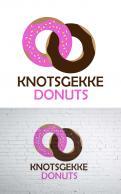 Logo # 1230434 voor Ontwerp een kleurrijk logo voor een donut store wedstrijd