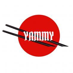 Logo # 1089607 voor ontwerp een horeca logo voor een nieuw te openen asian korean bbq restaurant wedstrijd
