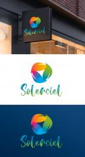 Logo design # 1194932 for Solenciel  ecological and solidarity cleaning contest