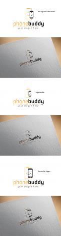 Logo design # 925485 for Design Logo for: Phone Buddy contest