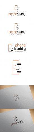 Logo design # 924887 for Design Logo for: Phone Buddy contest