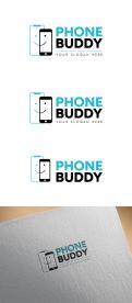 Logo design # 924616 for Design Logo for: Phone Buddy contest