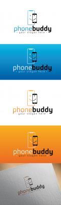 Logo design # 924429 for Design Logo for: Phone Buddy contest