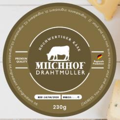 Logo  # 1085547 für Milchbauer lasst Kase produzieren   Selbstvermarktung Wettbewerb