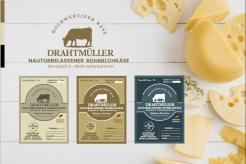 Logo  # 1086151 für Milchbauer lasst Kase produzieren   Selbstvermarktung Wettbewerb