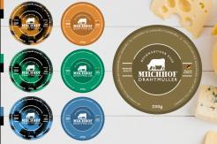 Logo  # 1085538 für Milchbauer lasst Kase produzieren   Selbstvermarktung Wettbewerb