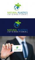 Logo # 1021876 voor Eigentijds logo voor Natural Plastics Int  wedstrijd