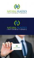 Logo # 1021804 voor Eigentijds logo voor Natural Plastics Int  wedstrijd