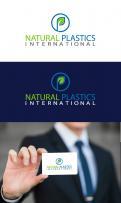 Logo # 1021806 voor Eigentijds logo voor Natural Plastics Int  wedstrijd