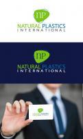 Logo # 1021833 voor Eigentijds logo voor Natural Plastics Int  wedstrijd