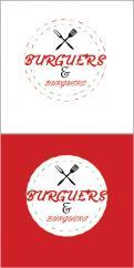 Logo # 1090368 voor Nieuw logo gezocht voor hamburger restaurant wedstrijd