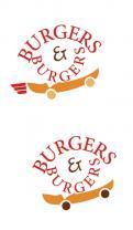 Logo # 1090269 voor Nieuw logo gezocht voor hamburger restaurant wedstrijd