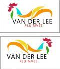 Logo # 1119532 voor Logo pluimveebedrijf  Van der Lee Pluimvee  wedstrijd