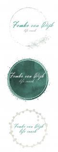 Logo # 968736 voor Logo voor Femke van Dijk  life coach wedstrijd