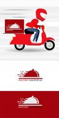 Logo # 967564 voor ontwerp herkenbare loge met naam voor bezorgscooters en auto wedstrijd