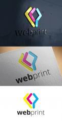 Logo  # 1141626 für Logo fur Web    Print Startup Wettbewerb