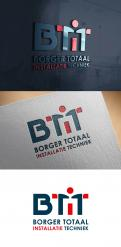 Logo design # 1232622 for Logo for Borger Totaal Installatie Techniek  BTIT  contest