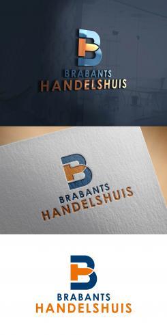 Logo # 1093886 voor Logo voor Brabants handelshuis wedstrijd