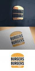 Logo # 1091279 voor Nieuw logo gezocht voor hamburger restaurant wedstrijd