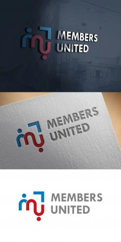 Logo design # 1126593 for MembersUnited contest
