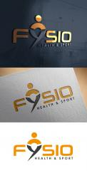 Logo # 1094692 voor Logo in een nieuw jasje   voor een sportieve fysiotherapeut wedstrijd