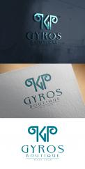 Logo # 1042829 voor Logo Grieks gyros restaurant wedstrijd