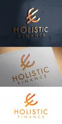 Logo design # 1127600 for LOGO for my company 'HOLISTIC FINANCE'     contest