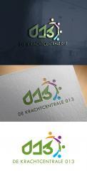Logo # 976026 voor ontwerp een hedendaags  vrolijk  met knipoog  en sociaal logo voor onze stichting De Krachtcentrale 013 wedstrijd