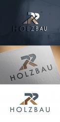 Logo  # 1160513 für Logo fur das Holzbauunternehmen  PR Holzbau GmbH  Wettbewerb