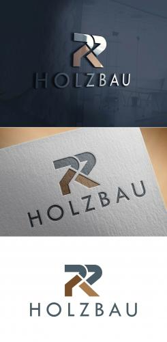 Logo  # 1160516 für Logo fur das Holzbauunternehmen  PR Holzbau GmbH  Wettbewerb