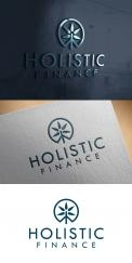 Logo design # 1126613 for LOGO for my company 'HOLISTIC FINANCE'     contest