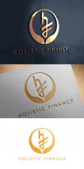 Logo design # 1129427 for LOGO for my company 'HOLISTIC FINANCE'     contest
