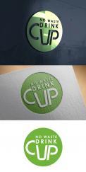 Logo # 1154221 voor No waste  Drink Cup wedstrijd