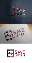 Logo # 1075273 voor Ontwerp een fris  eenvoudig en modern logo voor ons liftenbedrijf SME Liften wedstrijd