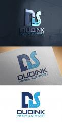 Logo # 991307 voor Update bestaande logo Dudink infra support wedstrijd