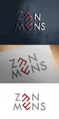 Logo design # 1078786 for Create a simple  down to earth logo for our company Zen Mens contest