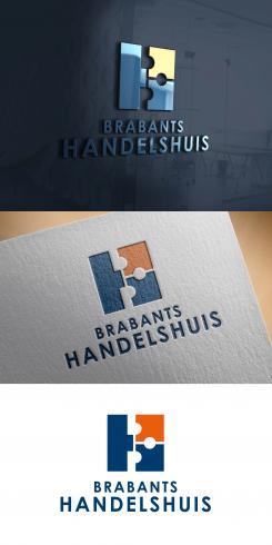 Logo # 1093533 voor Logo voor Brabants handelshuis wedstrijd