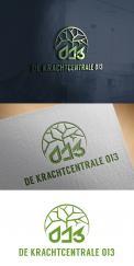 Logo # 982885 voor ontwerp een hedendaags  vrolijk  met knipoog  en sociaal logo voor onze stichting De Krachtcentrale 013 wedstrijd