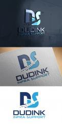 Logo # 991314 voor Update bestaande logo Dudink infra support wedstrijd