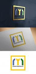 Logo # 1249040 voor fris kleurrijk logo met geel groen blauw voor mijn zzp bedrijf wedstrijd