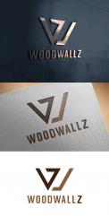 Logo design # 1152033 for modern logo for wood wall panels contest