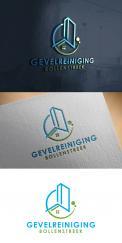 Logo # 1069073 voor het bedrijfs naam is Gevelreiniging Bollenstreek E O  wedstrijd